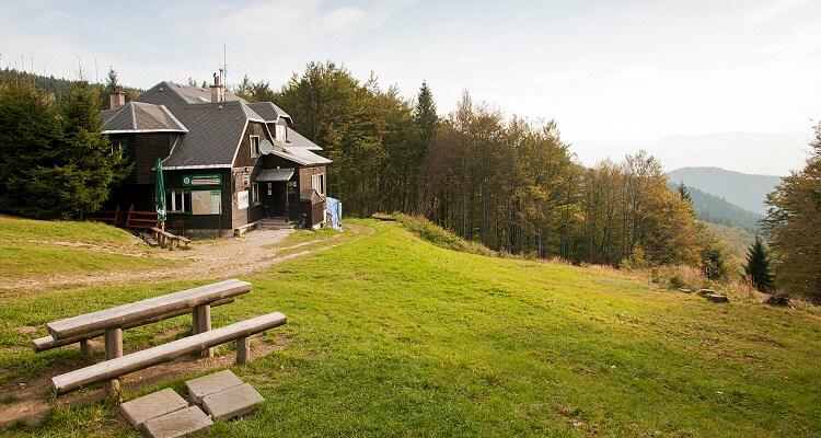 Nejvíc hlasů vprogramu Radegast lidem získal projekt naúsporu vody vturistické chatě z roku 1935