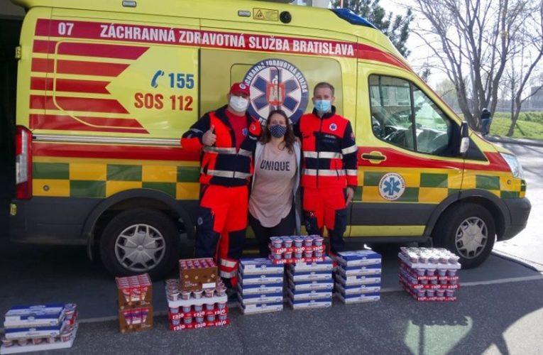 Coca-Cola HBC podpořila frontové linie vkoronakrizi nápoji za 26,2 milionu korun