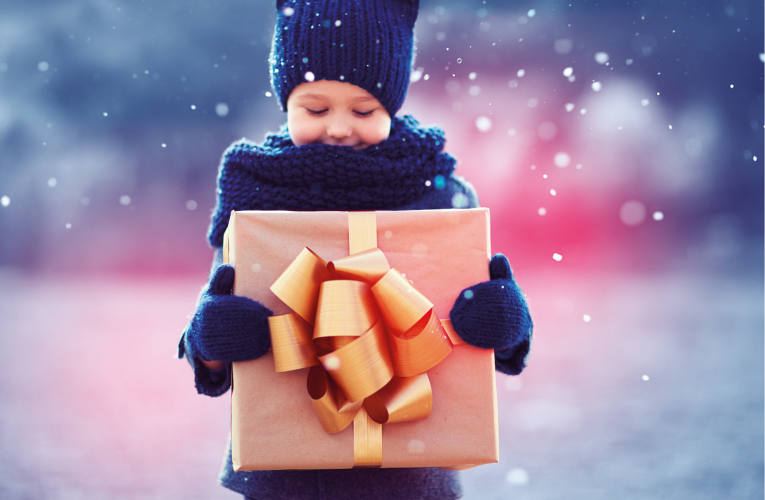 """Včera odstartovala vánoční sbírka dárků """"Krabice od bot"""""""