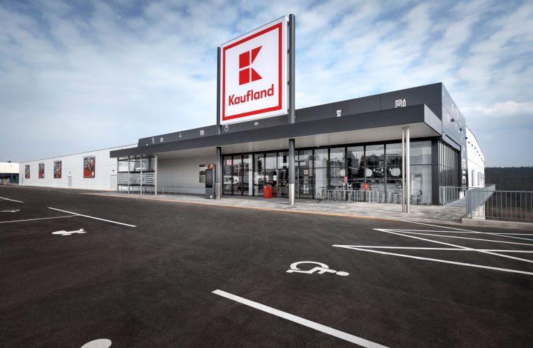 Změna v otevírací době v prodejnách Kaufland