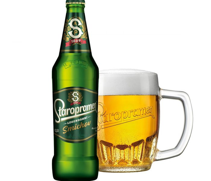 Zlatá medaile pro Staropramen Smíchov z European Beer Star
