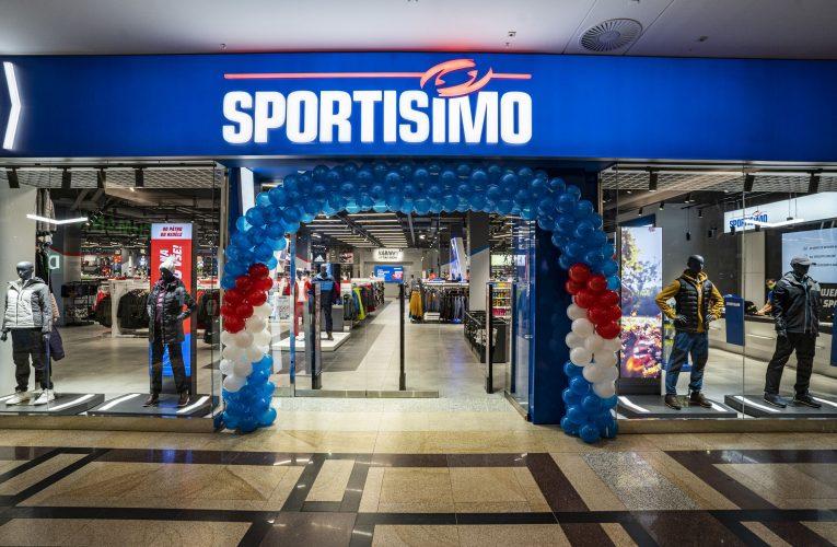 Sportisimo vylepšuje koncept prodejen