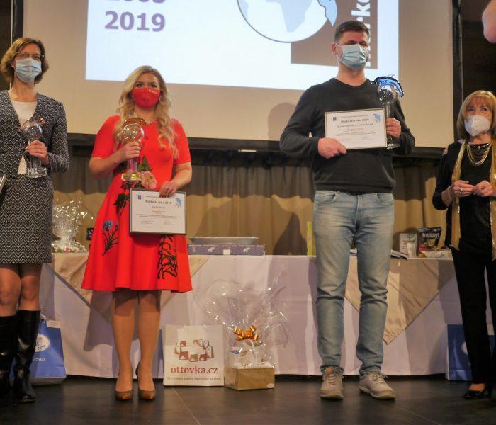 ČMS vyhlásila oficiální výsledky 15. ročníku soutěže  Marketér roku 2019