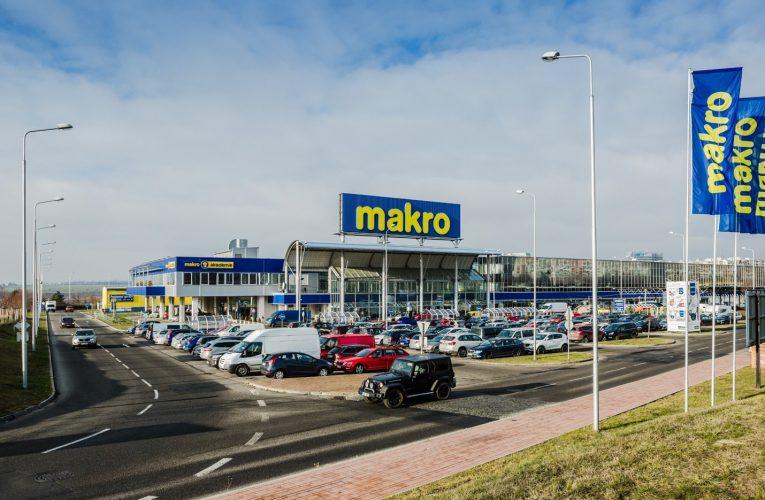 MAKRO ČR představilo řešení pro zajištění bezpečných vánočních nákupů