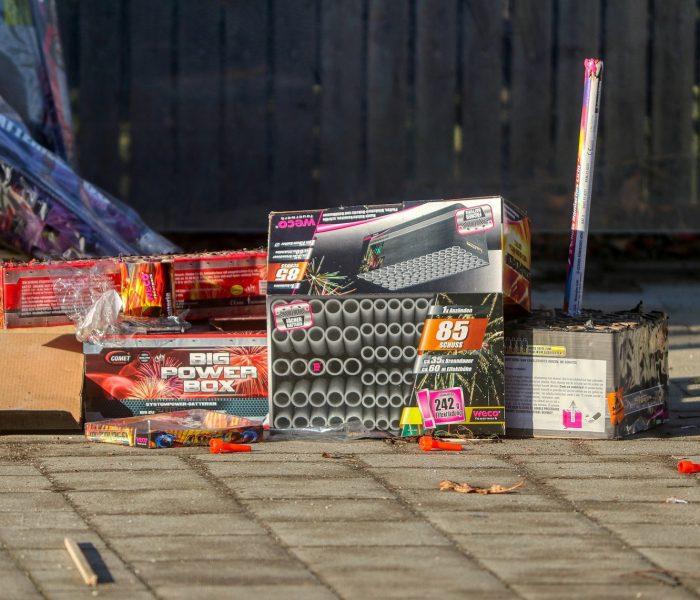 Společnost Hornbach od letošního roku neprodává zábavní pyrotechniku