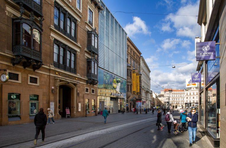 Vcentru Brna se otevřela historicky nejmenší prodejna Lidl