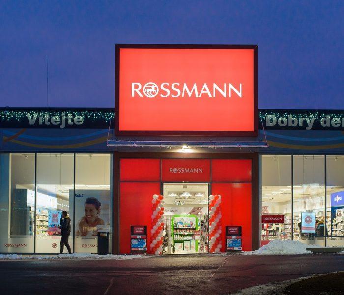 Drogerie ROSSMANN dále expanduje