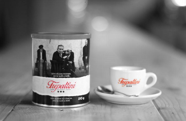 Kofola přichází snovou značkou italské kávy Trepallini