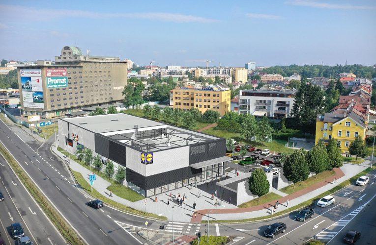 Již v pondělí se v Olomouci otevře nová prodejna Lidl