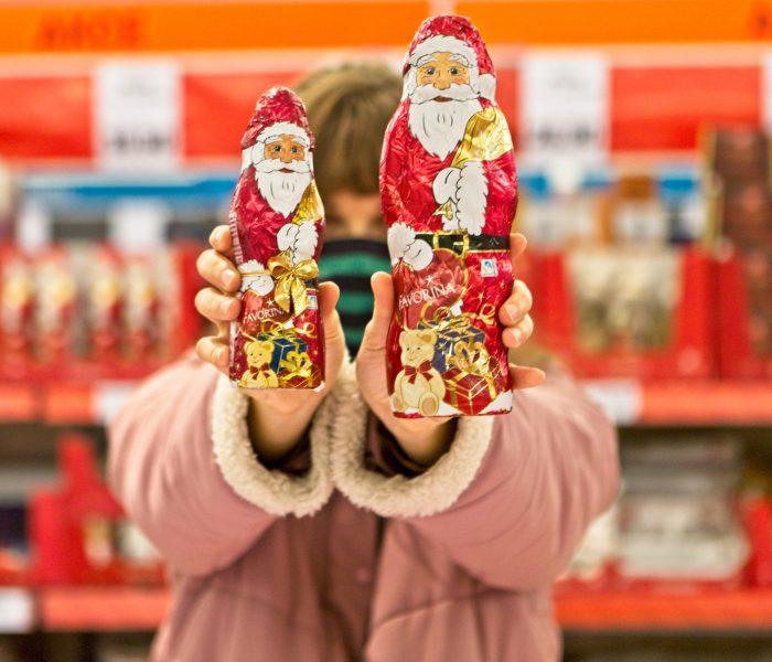 Advent znamená boom v prodeji čokoládových výrobků