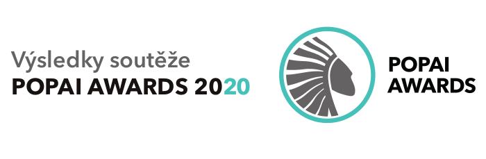 Soutěž POPAI AWARDS 2020 ukázala skvělou úroveň projektů komunikace v retailu