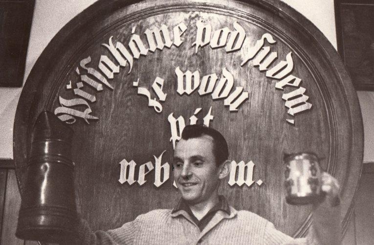 Zemřel první ředitel pivovaru Radegast Václav Petras