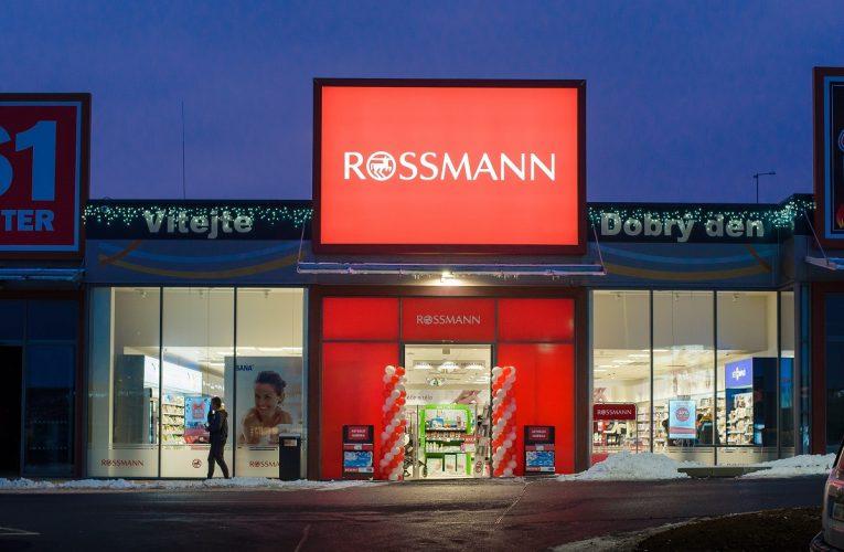 ROSSMANN je nejrychleji rostoucí drogerií na českém trhu