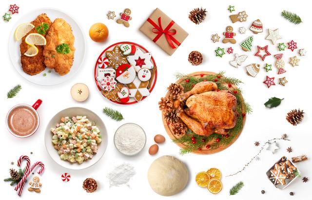 Zájem lidí o rozvoz jídla byl o letošních Vánocích větší než kdy dřív