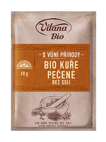 Vitana obohatila portfolio koření o 14 druhů vbio kvalitě