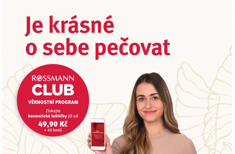 Je krásné o sebe pečovat díky nové věrnostní kampani ROSSMANN