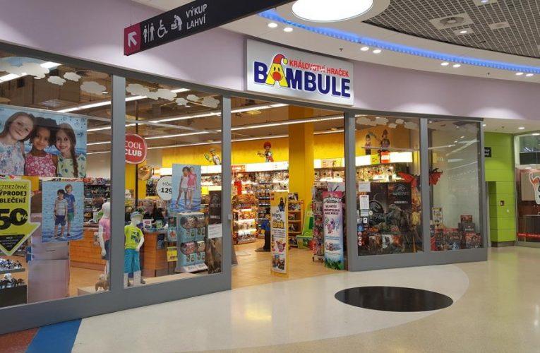 2. místo v průzkumu Mastercard Obchodník roku 2020 vkategorii hračkářství získala Bambule