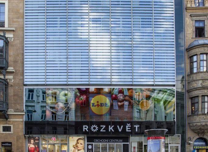 Staňte se součástí moderního obchodního centra v srdci moravské metropole!
