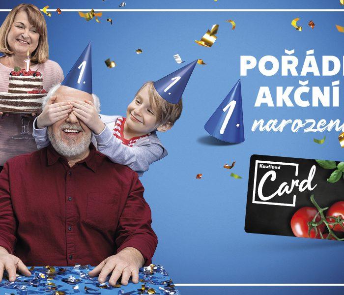 Za rok byly s Kaufland Card provedeny desítky milionů nákupů