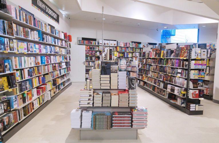 Knihy Dobrovský otevírají novou prodejnu vOC Šestka