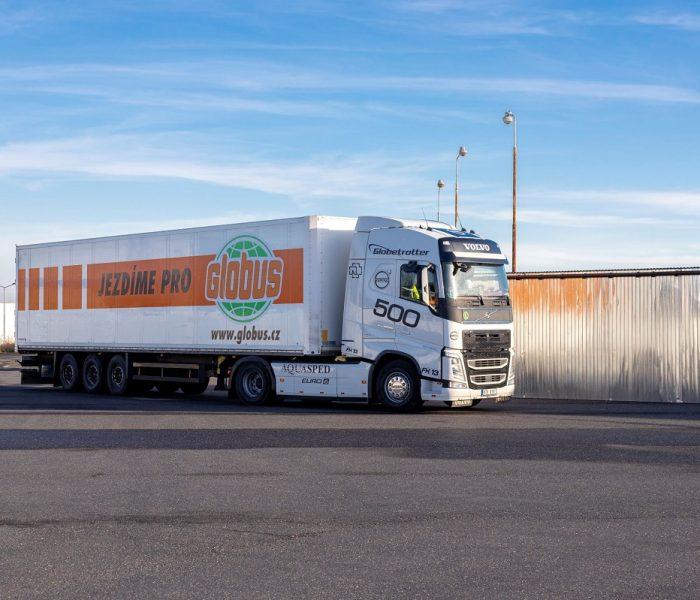 Globus věnoval potravinovým bankám za čtyři roky přes 500 tun zboží