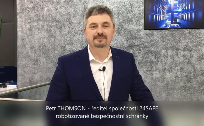 Videoanketa 50 – Petr Thomson – 24SAFE