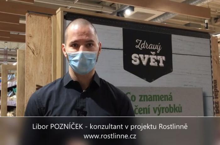 Videoanketa 51 – Libor Pozníček, Projekt Rostlinně – Michal Skala, Globus ČR