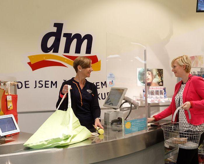 Společnost dm otevírá 11. února novou prodejnu vnákupním centru Forum Nová Karolina