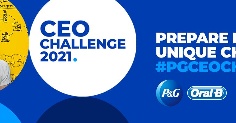 Český studentský tým se probojoval do středoevropského finále soutěže P&G CEO Challenge