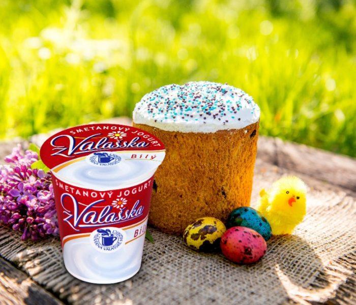 Velikonoční rodinné pečení sMlékárnou Valašské Meziříčí