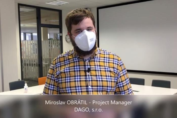Videoanketa 57 – Miroslav Obrátil – DAGO