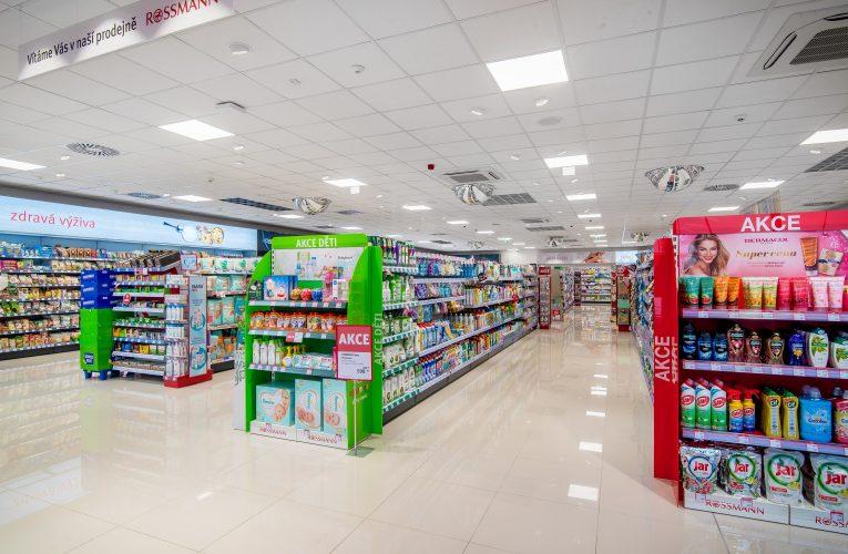 Drogerie ROSSMANN otevírá vOlomouci novou prodejnu