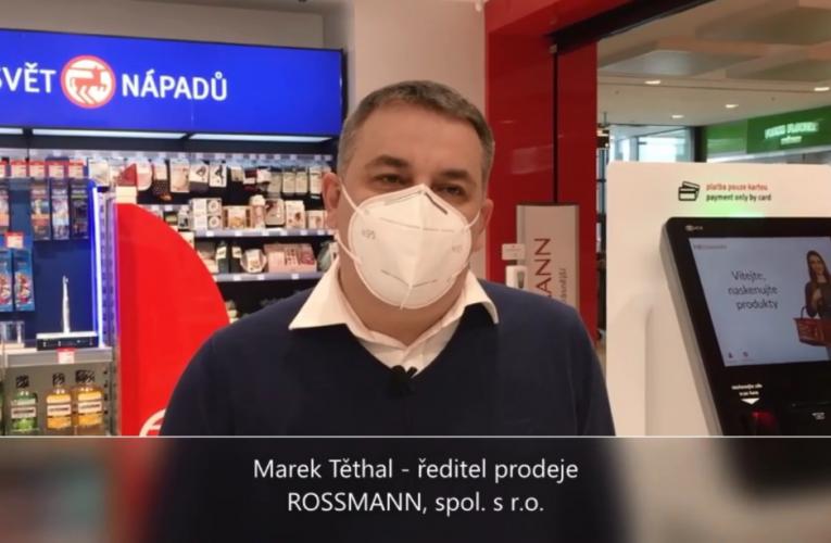 Videoanketa 55 – Marek Těthal, Rossmann