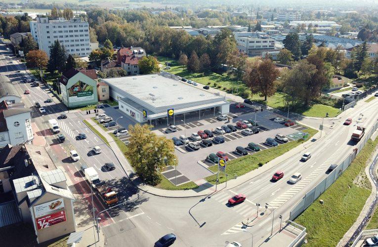 Lidl zahájil stavbu nové prodejny vČeských Budějovicích