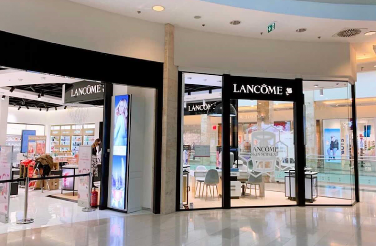 Lancôme Shop In Shop v parfumerii Notino v Budapešti