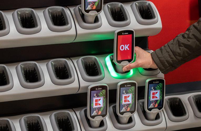 Miliontý nákup s aplikací K-Scan