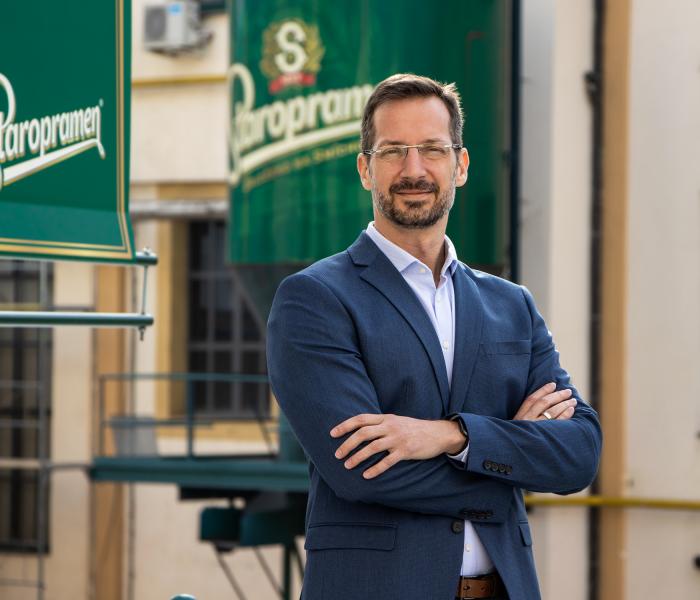 Novým marketingovým ředitelem společnosti Pivovary Staropramen pro Česko a Slovensko je David Zappe