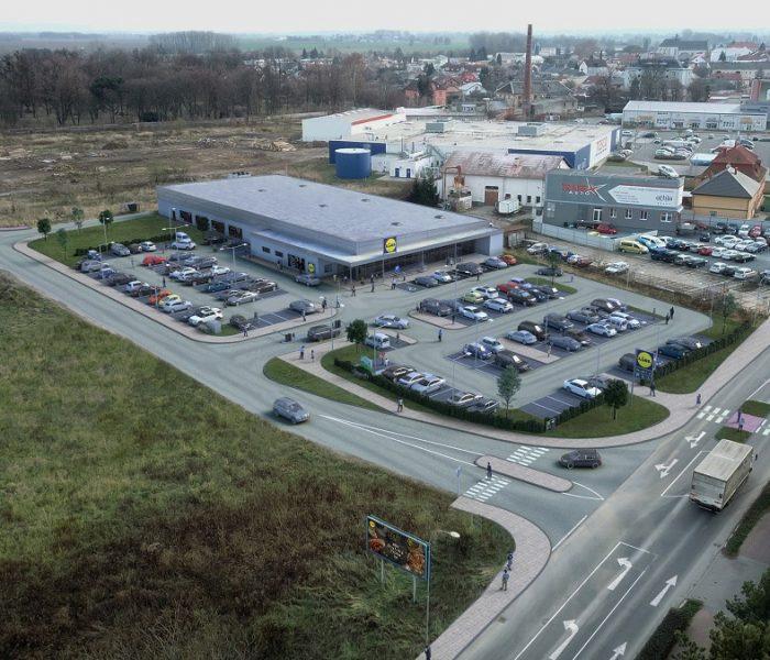 Nová prodejna Lidl v Uničově otevírá již v pondělí