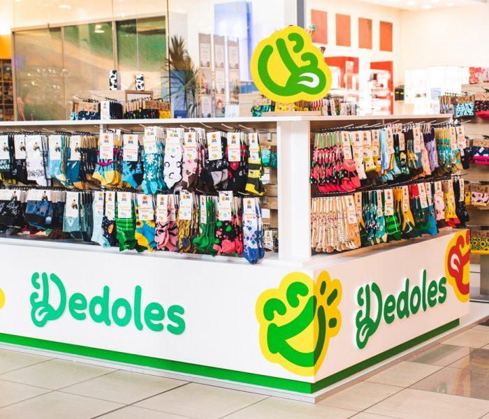Veselé výrobky Dedoles odteď najdete i v českých obchodních centrech