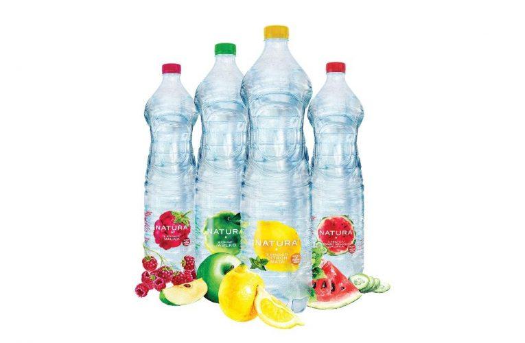 Coca-Cola představuje ochucenou neslazenou vodu Natura ve čtyřech neodolatelných příchutích
