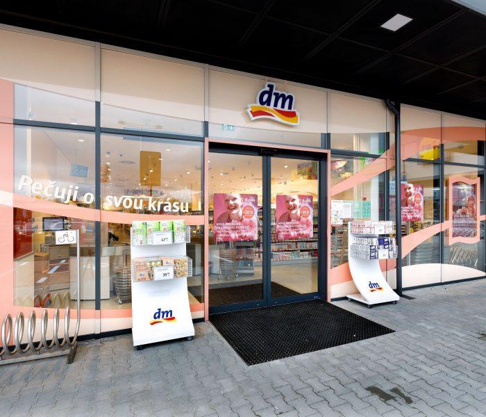 Společnost dm otevírá 26. dubna v Retail Parku Bohumín novou prodejnu