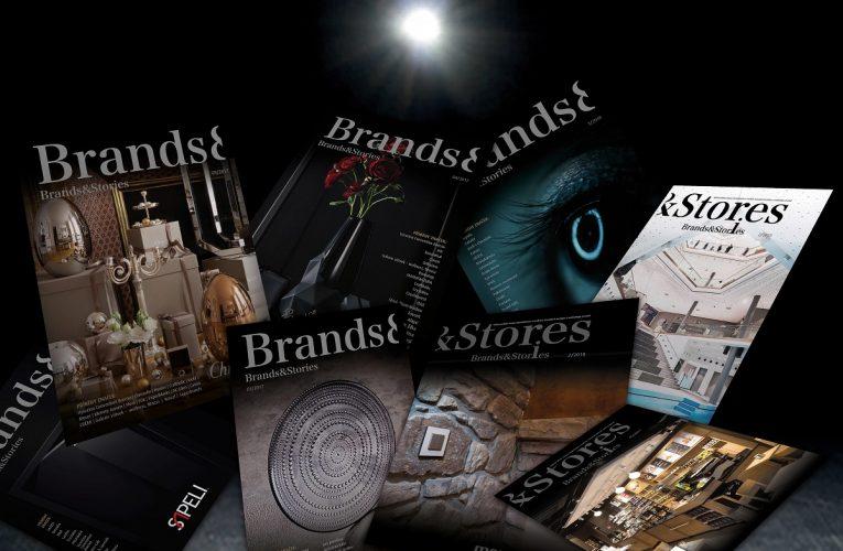 Letní e-číslo časopisu Brands&Stories má uzávěrku 31.5.