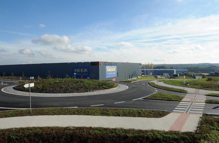 IKEA prodlužuje nájem v SEGRO Logistics Park Prague