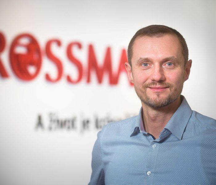 Novým jednatelem společnosti ROSSMANN ČR byl jmenován Karol Jakubek