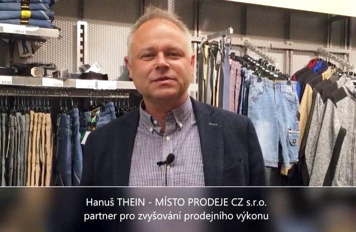 Videoanketa 59 – Hanuš THEIN – Tipy pro růst výkonu prodejny