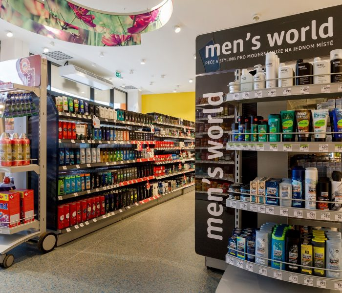 Společnost dm otevírá 6. května modernizovanou prodejnu v obchodním centru Nisa Liberec