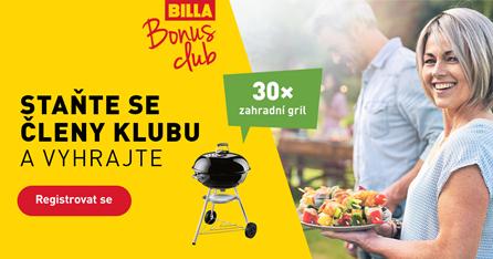 BILLA Bonus Club překonává milník 2 650 000 členů