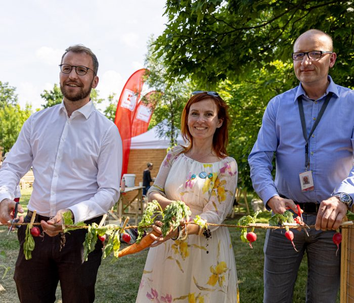 """V Praze """"rostou"""" dvě nové komunitní zahrady"""