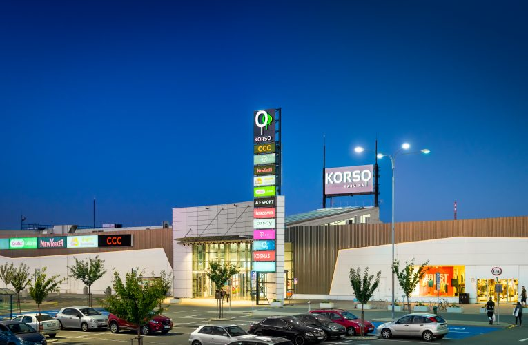 Bluehouse prodal obchodní centrum Korso Karviná Consequ