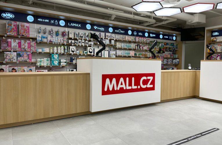 MALL v Brně otevírá svůj první showroom. MALL Mega Shop přinese přehlídku oblíbených značek i rychlé doručení zboží